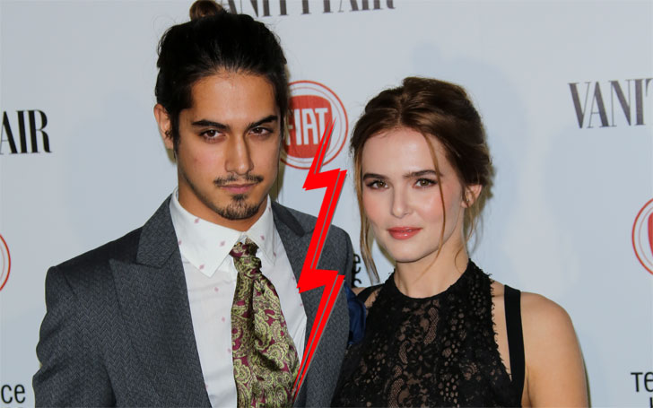 Avan Jogia Girlfriend Who is he dating - AllHisGirlfriends