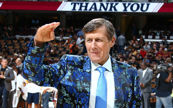 Sportscaster Craig Sager Cuts His Kids Out Of His Will