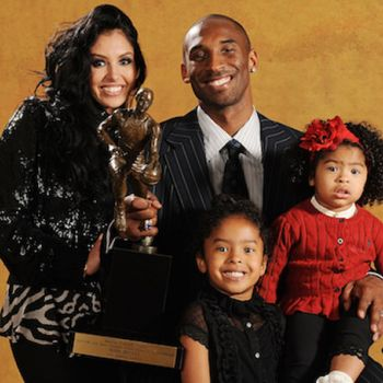 Former Basketball Player�Kobe Bryant's Married Life with Wife of seventeen years Vanessa Bryant; Shares three Children together
