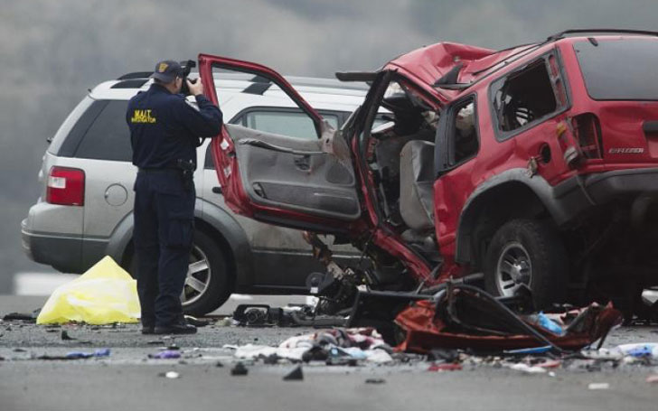 Six People Die On The Spot In A Wrong Way Car Crash In Northern California