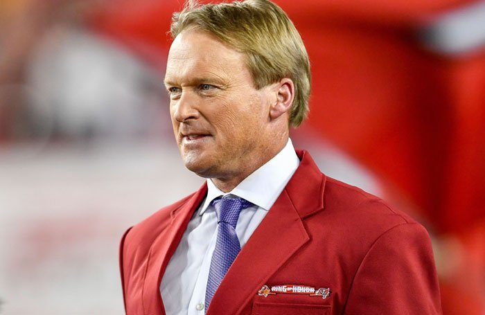 Jon Gruden Returns NFL After 9 Years: Signed $100 Million Contract With Oakland Raiders