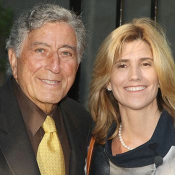 After Two Divorces Is American Singer Tony Bennett Happy With Current Wife Susan Crow?