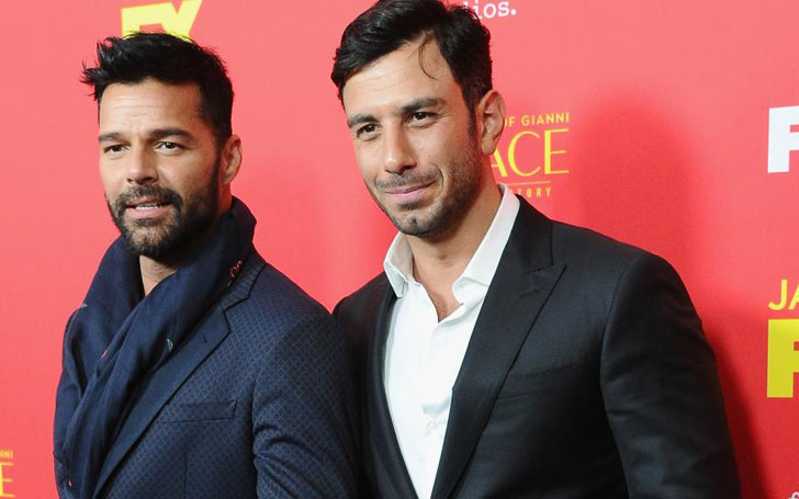 Revealed!!!! Ricky Martin And Fiance Jwan Yosef Officially Married