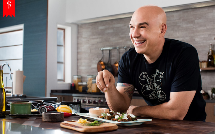 Is Chef Michael Symon married, Know about his Personal Life and Net Worth, Here