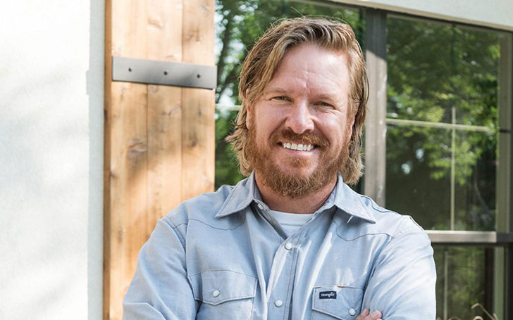 Chip Gaines Sweating Hard For His Dream Marathon