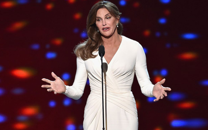 Caitlyn Jenner on Being Transgender: �What�s Between Your Legs Doesn�t Define Who You Are�