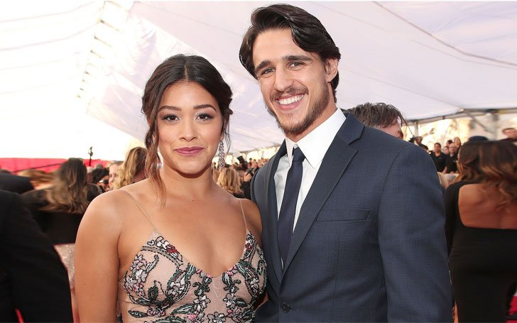 Gina Rodriguez boyfriend and affair