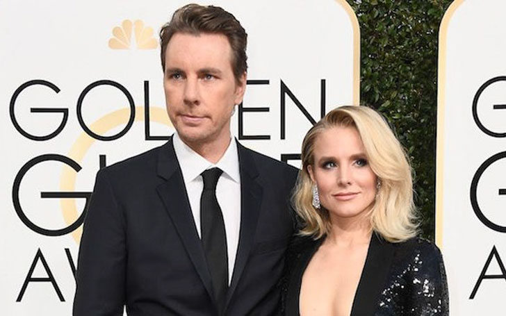 Kristen Bell release her wedding photos after 3 years of getting married to Dax Shepard