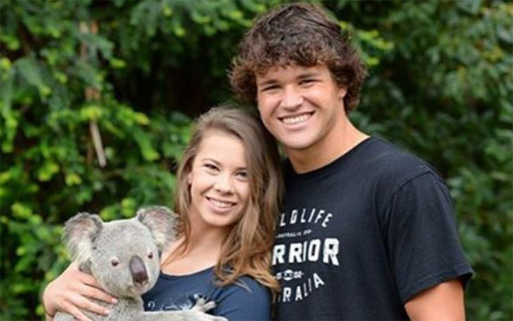 Young actress Bindi Irwin talks about the time she would like to get married to boyfriend Chandler