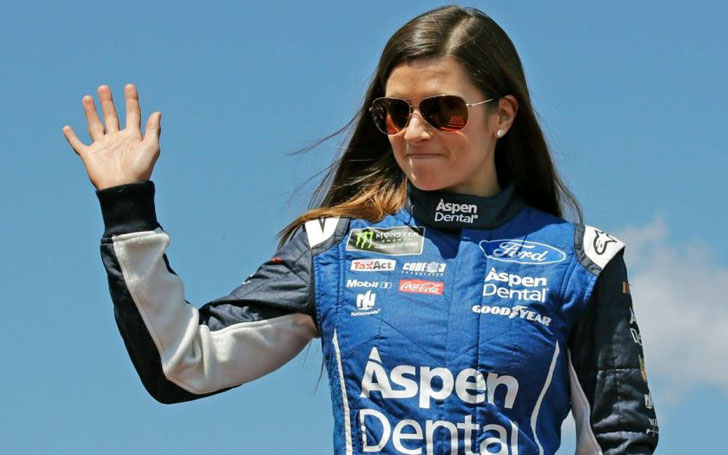 Model And Racer Danica Patrick Dating Packers Quarterback Aaron Rodgers