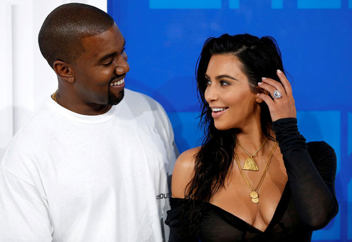 Kim Kardashian And Kanye West Welcome Baby No. Three: Kim Announces On Her Website