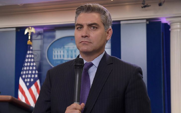 Donald Trump Kicks CNN's Jim Acosta Out Of Oval Office On 'S***hole Countries' Slur