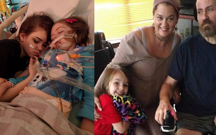 Cancer-Struck 5-Year-Old Florida Girl Dies Days After Her Mother Posted A Heart-Wrenching Photo