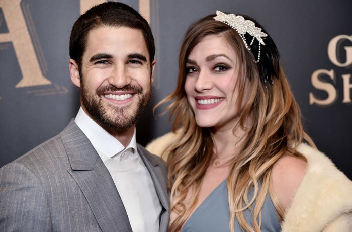 'American Crime Story' Actor Darren Criss Engaged To Girlfriend Mia Swier