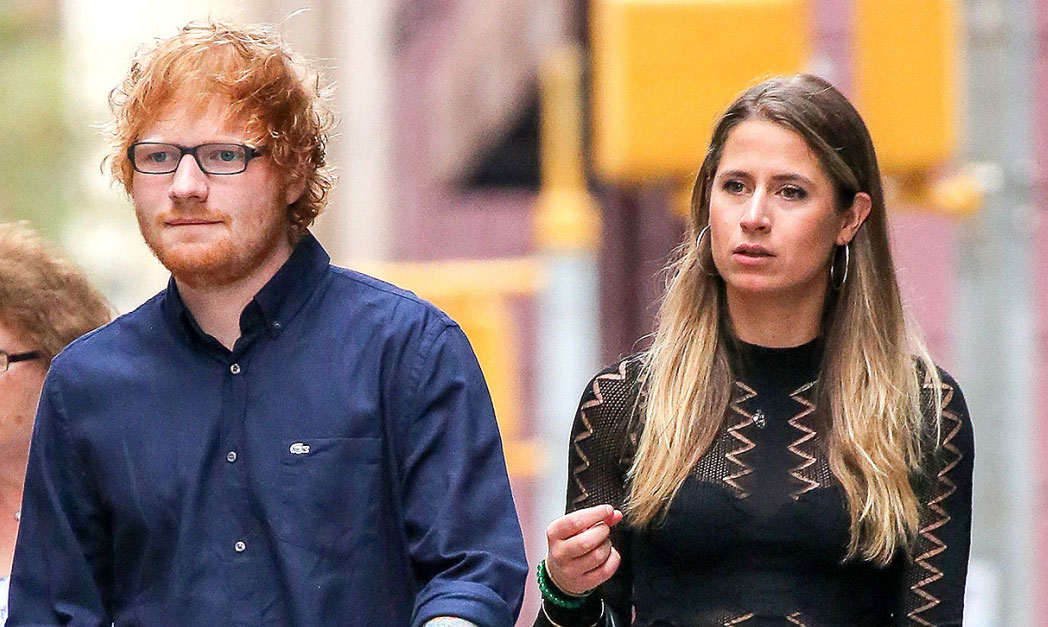 Revealed!! Ed Sheeran And Girlfriend Cherry Seaborn Are Engaged; 'We Are Very Happy And In Love'