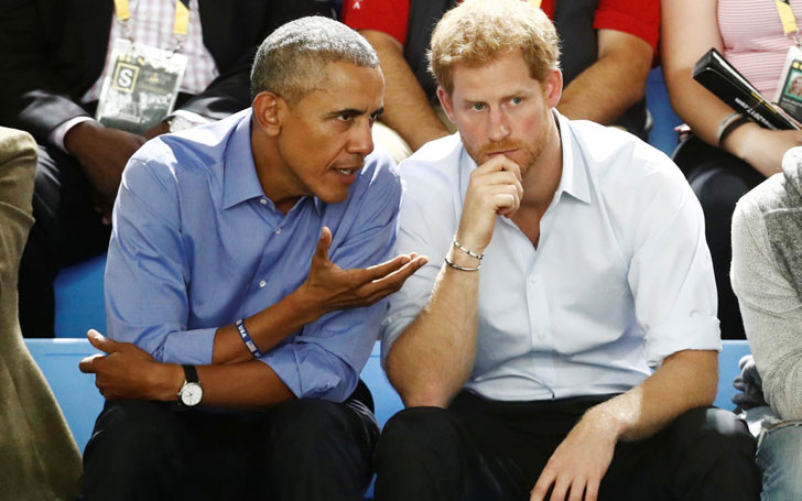 Official!!! Barack Obama Won't Join Prince Harry And Meghan Markle In Their Royal Wedding