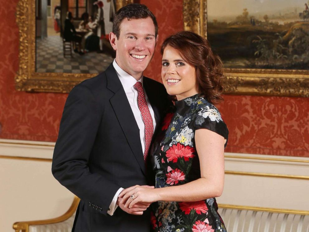 Princess Eugenie engaged to Jack Brooksbank