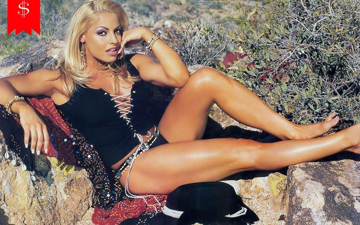 Former WWE Diva Trish Stratus' Net Worth; Details Of Her Income, House, Cars, Awards And Charity.