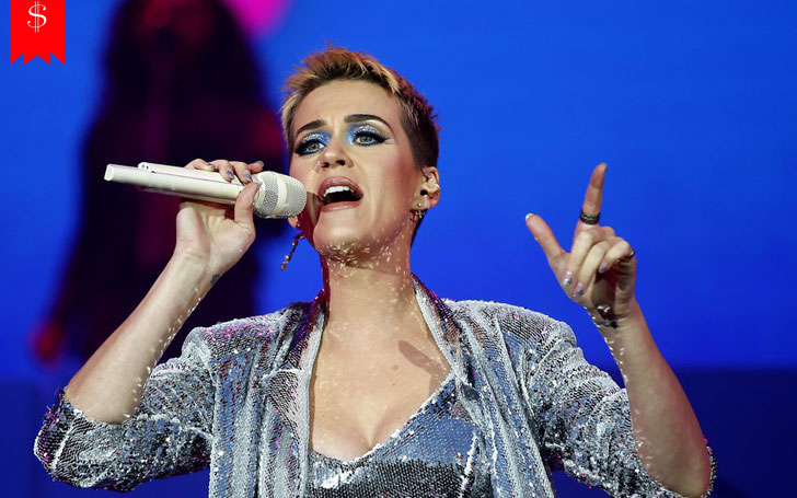 What is the Net Worth ... Katy Perry Net Worth