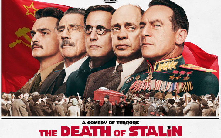 Russia Rules Out Armando Iannucci's Death of Stalin's Release In Russia
