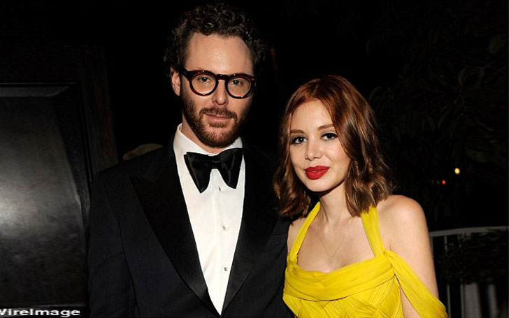 Sean Parker and Wife Alexandra Lenas Joyfully Living Their Life With a Son and a Daughter!