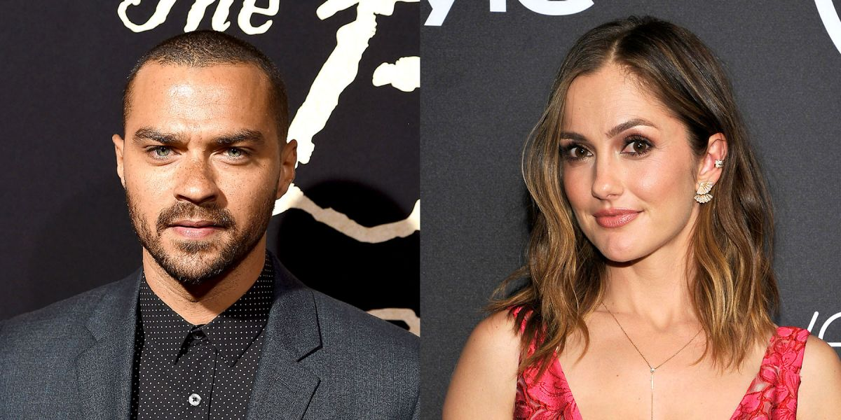 Grey's Anatomy Actor, Jesse Williams and Minka Kelly Split after Several Months of Dating