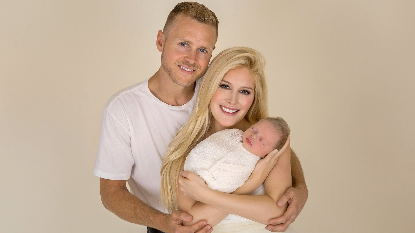 Heidi Montag Shares a Picture Breastfeeding Her Son Gunnar