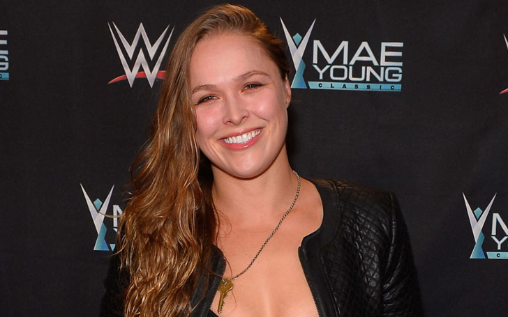 Ronda Rousey Signs With WWE As A Full Time Wrestler; Makes Debut At The Women's Royal Rumble