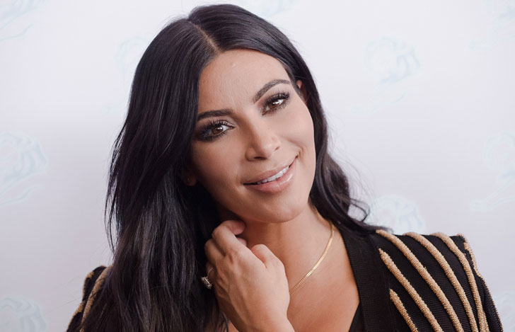 Kim Kardashian Goes Topless On Instagram Days After Third Child's Birth