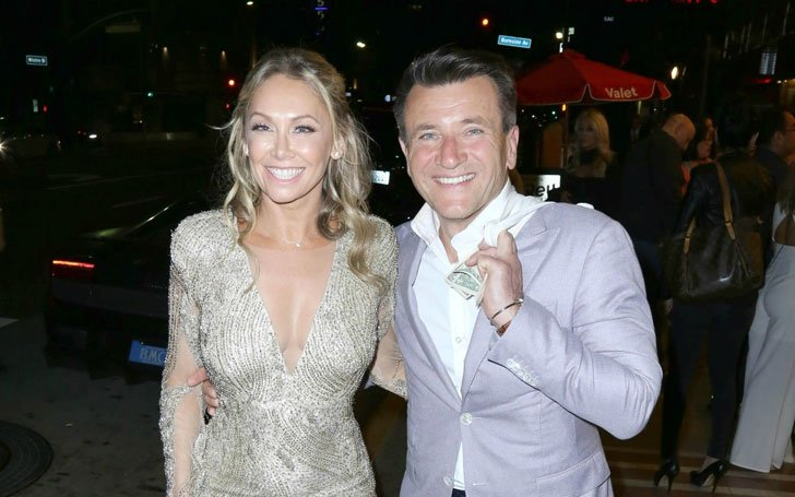 Kym Johnson Plans To Raise Children With Her Husband Robert Herjavec In Australia; Details Here