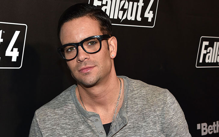 'Glee' Actor Mark Salling Died At 35; Found Hanged In A Baseball Field