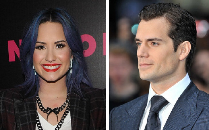 Demi Lovato Shamelessly Flirting With Superman Henry Cavill on Instagram-He Has A Girlfriend!!