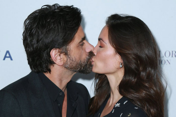 John Stamos And Caitlin McHugh Ties Knot In Beverly Hills Ceremony; Suffered Burglary A Day Before