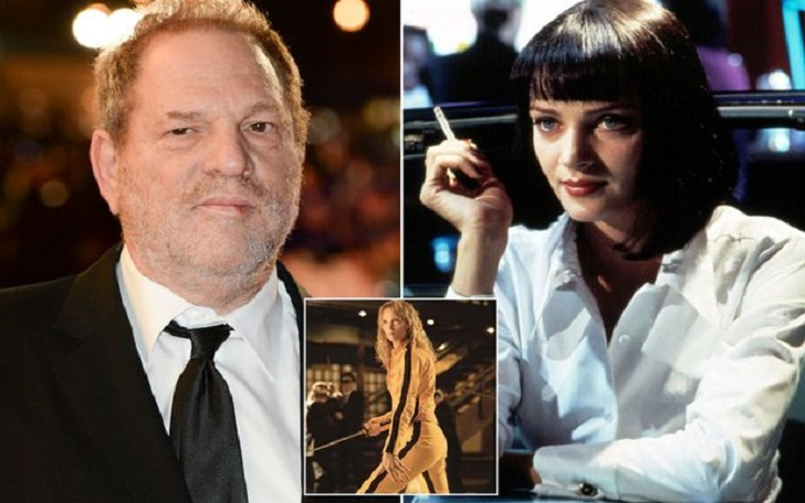 Harvey Weinstein-There Was a Flirtatious Exchange, Denying Uma Thurman's Sexual Assault Allegation