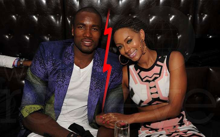 Happily Married Couple!! Samuel Soba And Keri Hilson-Details Here!!