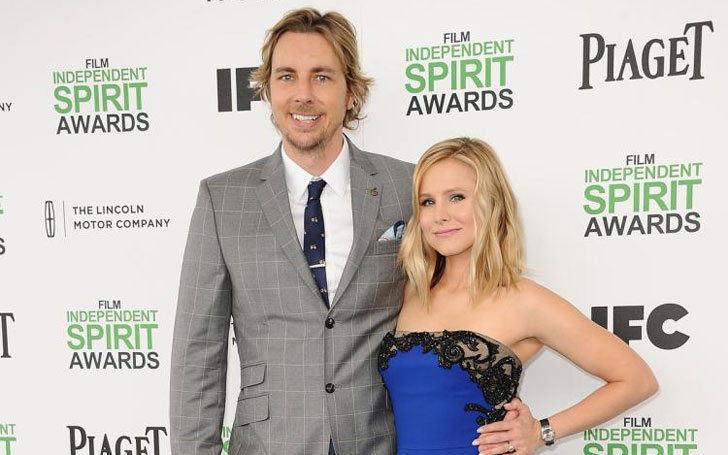 Kristen Bell, Dax Shephard, and their married life...
