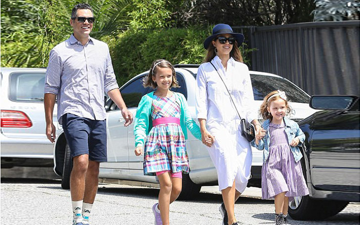 Fantastic Four star Jessica Alba's Married Life with Cash Warren; Details on their Children