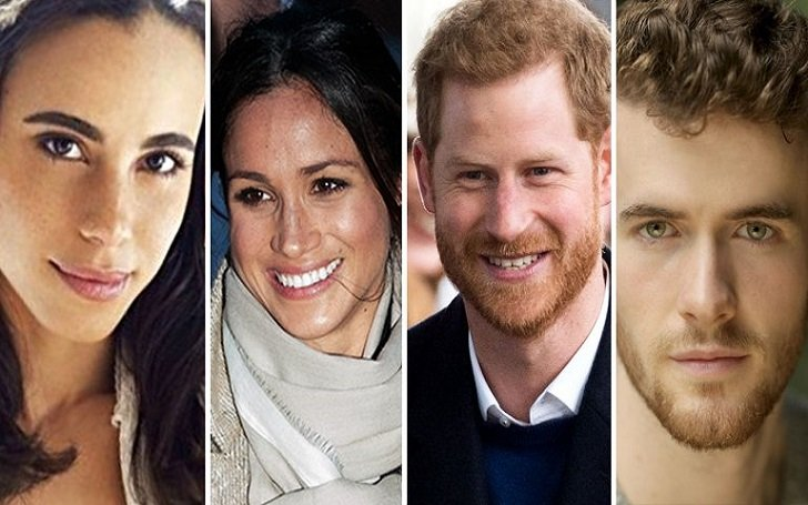 Murray Fraser and Parisa Fitz-Henley to Play Prince Harry and Meghan Markle in 'A Royal Romance'