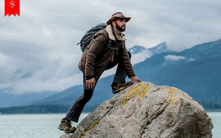 Coyote Peterson with more than nine million subscribers on his YouTube channel how much net worth has he accumulated?