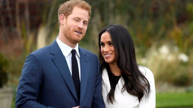 Prince Harry and Meghan Markle to Visit Scotland for Valentine's Day. Details Here