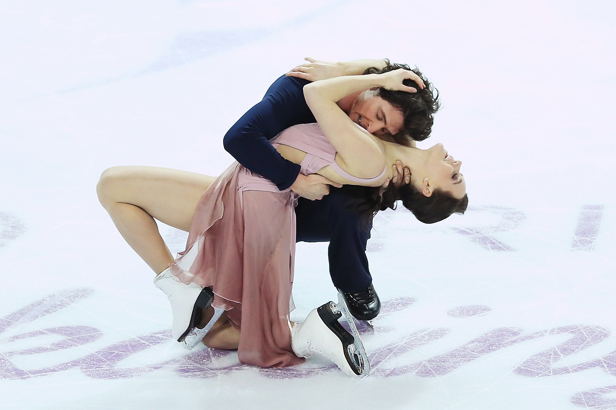 Canadian Ice Dancers to Perform Some Suggestive and Edgy Moves at the 2018 Winter Olympics