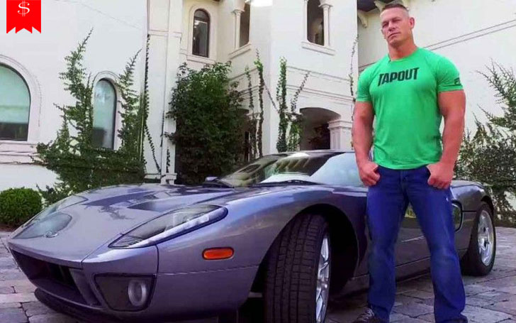 John Cena Net Worth 2018 >> John Cena S Net Worth As Of 2018 His Property House Assets Cars