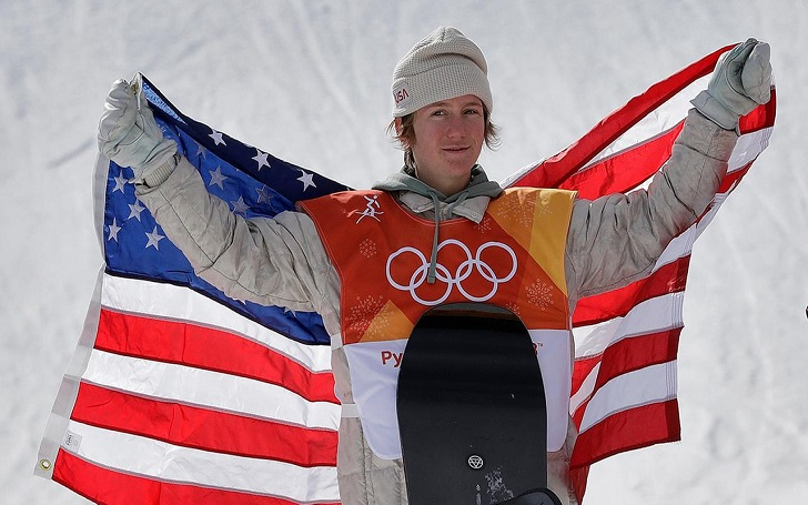 17 Years Old Red Gerard Wins Gold for US at 2018 Winter Olympics