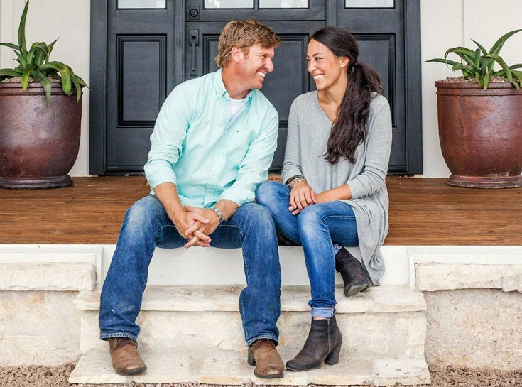 here is what chip gaines has to say wife joanna gaines on valentine s day. Black Bedroom Furniture Sets. Home Design Ideas