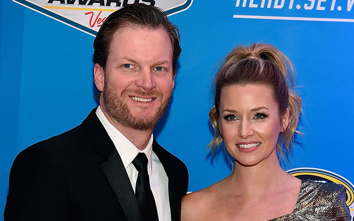 Amy Reimann is expecting her first Child with Husband Dale Earnhardt Jr-She Married Earnhardt in 2016 after Divorcing Tommy Cook