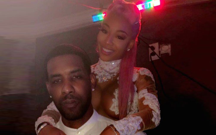 Love Hip Hop S Jessica Dime And Boyfriend Shawne Williams Are Engaged To Be Married