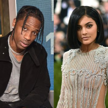 Travis Scott Posts a Picture with Kylie Jenner post Her Daughter, Stormi�s Birth
