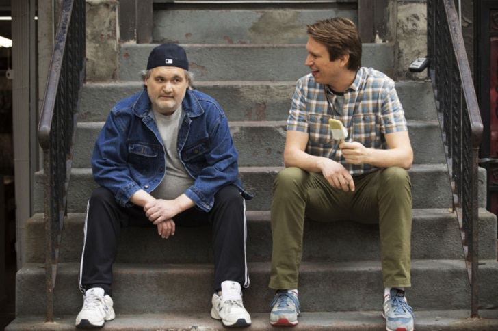 Sunday's Episode of HBO's Crashing Will Showcase The Real Life Drug Addiction Of Artie Lange