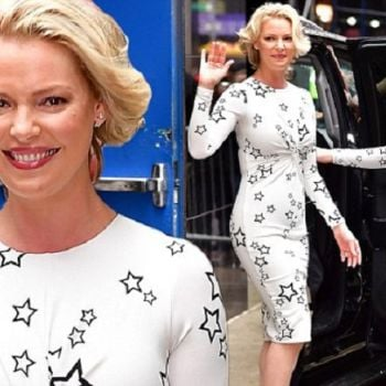 Katherine Heigl�s 14-Month Weight Loss Journey Post Pregnancy Is Inspiring