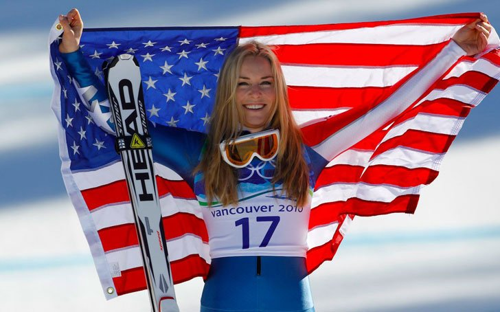 One More Medal For USA in Winter Olympics: Lindsey Vonn Claims Bronze In Women's Downhill